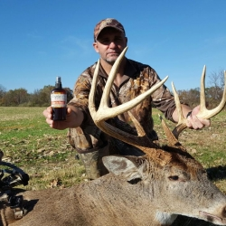 Alan - Illinois deer - 11-15-16 #2