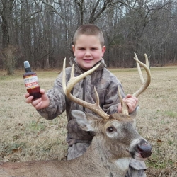 Ridge Barger - NC buck 12-30-16